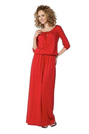 Kleid bodenlang 40