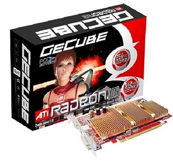 Radeon GeCube X1300 256MB DDR2 HS Tarjeta de Video - 64 bit ...
