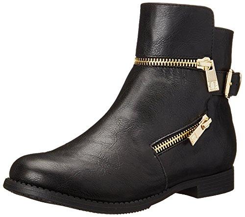 Ivanka Trump Jordan Zip Boot (Little Kid/Big Kid) - Black...