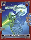 img - for The Deadliest Creatures Tome (AD&D / d20 Roleplaying) book / textbook / text book