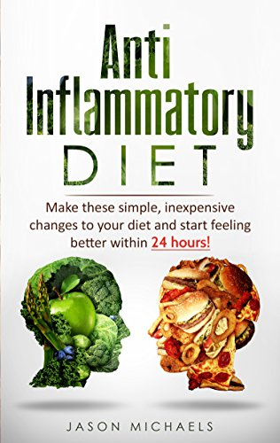 Anti-Inflammatory Diet: Make these simple, inexpensive changes to your diet and start feeling better within 24 hours!