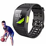 Sunfei P1 Heart Rate Bracelet Monitor Health Fitness Tracking Wristband Smart Watch