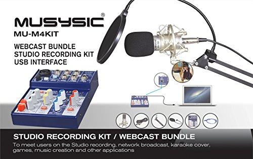 usb vocal mixer - 9