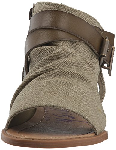free shipping under $60 Blowfish Women's Balla Wedge Sandal Green wide range of cheap online buy cheap 2015 new outlet store cheap price original cheap price 4mQ73RApT