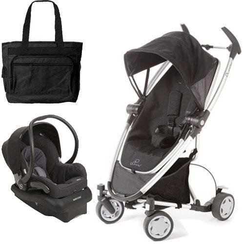 QUINNY Zapp Xtra Travel System with Diaper Bag - Rocking ...
