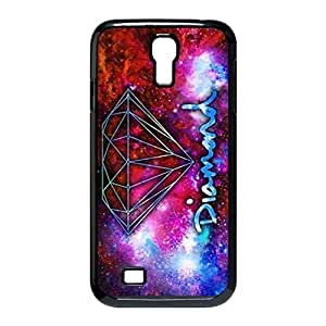 Diamond Quotes Samsung Galaxy S4 Case, Customized Silicone Rubber TPU back cover cell phones for Samsung Galaxy S4 i9500 Case