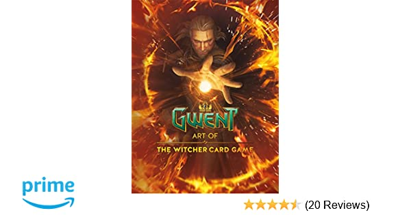 Amazon The Art Of Witcher Gwent Gallery Collection 9781506702452 CD Projekt Red Books