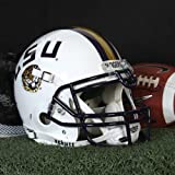 NCAA Schutt LSU Tigers Full Size Authentic Football Helmet - White