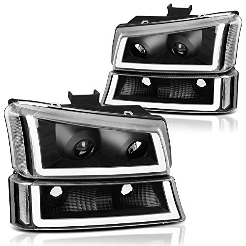 03 avalanche led headlights - 9