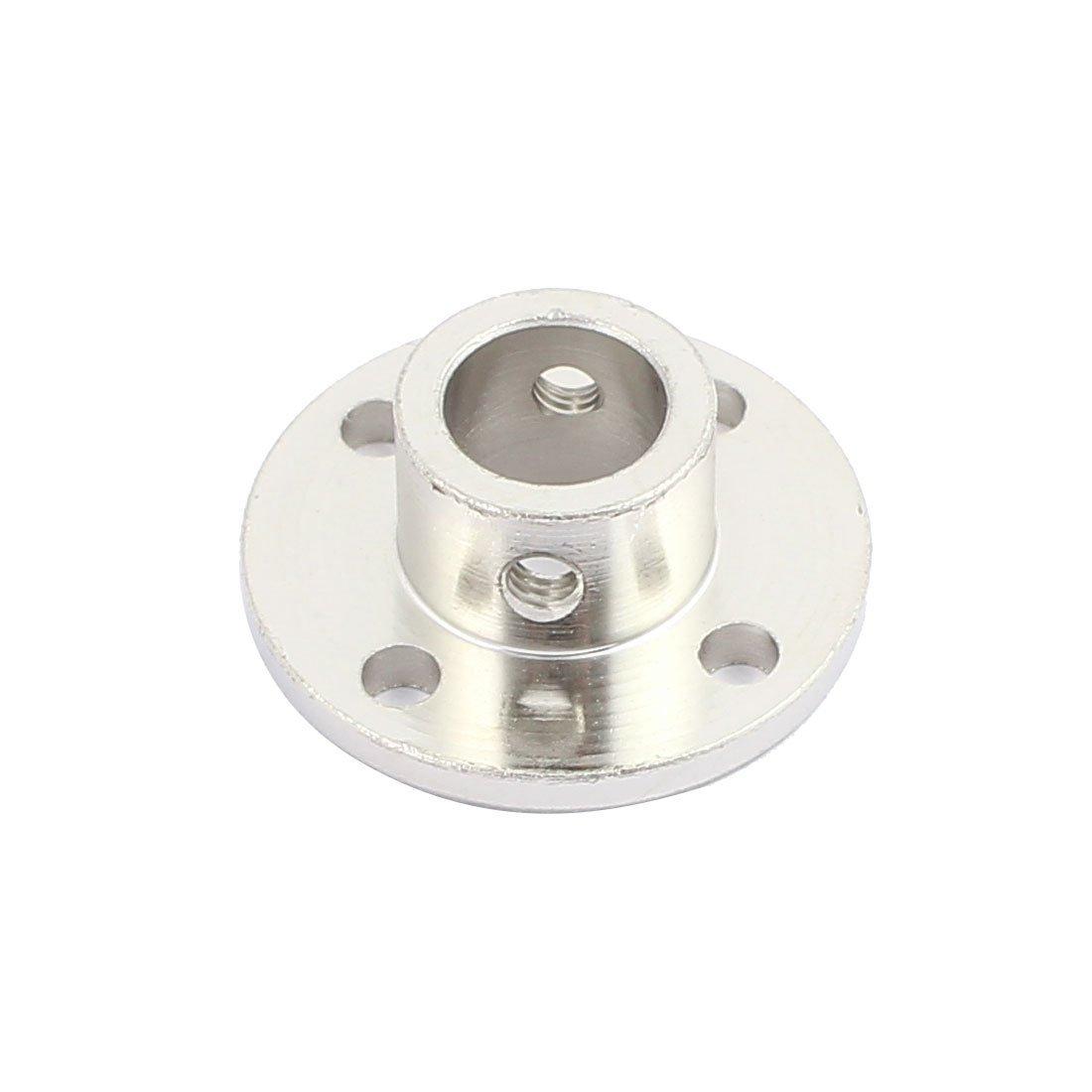 11mm Rigid Flange Motor Coupling Motor Shaft Connector Motor Connector for DIY Parts