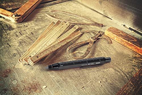 Troika Carpenter's Construction Pencil, Black (PEN56BK) by Troika (Image #3)