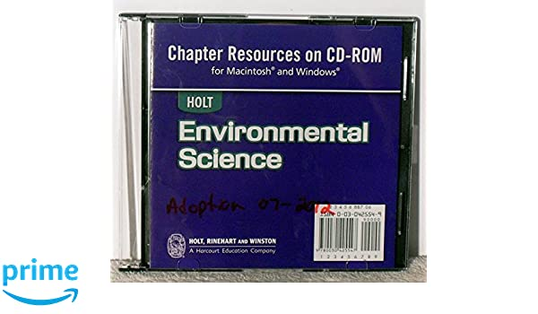 holt environmental science book online pdf