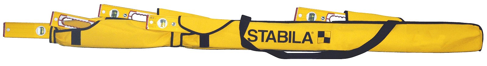 Stabila 30025 Carrying Case Holds 78'', 59'', 32'', 24'', 16'' and Torpedo