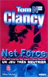 Net Force, tome 1 : Un jeu très meurtrier par Clancy