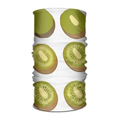 Amazon.com: Kiwi Fruit Combination - Bufanda unisex de ...