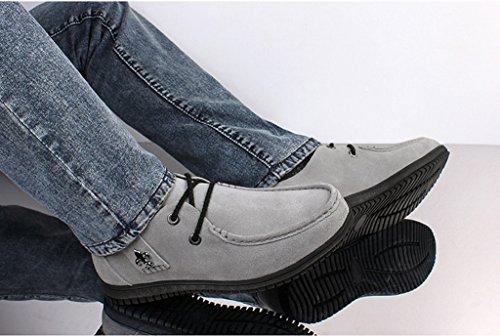 Minitoo , Mocassins (loafers) homme - Gris - Grigio (Grigio), 40 EU EU