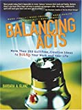 Balancing Acts, Charles F. Floyd and Barbara A. Glanz, 0793165202