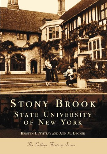 Stony Brook   State University Of New York  Campus History