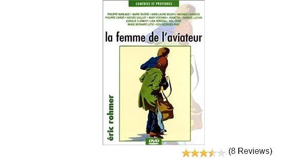 La Femme de laviateur [Francia] [DVD]: Amazon.es: Philippe ...