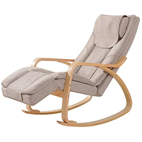 Poltrona Reclinabile Dondolo.Sedia A Dondolo Massaggio Shiatsu Elettrica Per Tutto Il