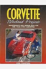 Corvette Wkend Hp1218 Paperback