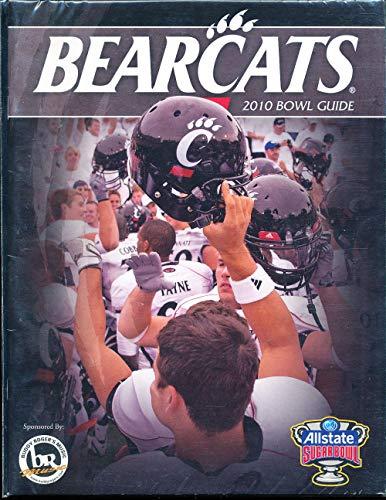 - 2010 University of Cincinnati Sugar bowl Football Media Guide a8