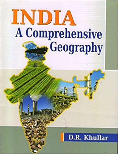 Indian geography bu D R khular