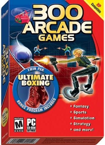 COSMI 300 Arcade Games/Ultimate Boxing     - Amazon com