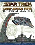 img - for Star Trek: Deep Space Nine Technical Manual by Herman Zimmerman (1998-10-01) book / textbook / text book
