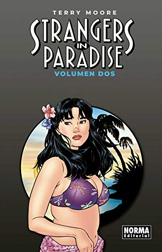 Strangers in Paradise Integral 2 por Terry Moore