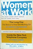 Women at Work, William L. O'Neill, 0812962370