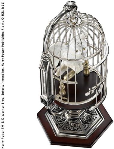 La Colección Noble Hedwig Miniatura En Jaula