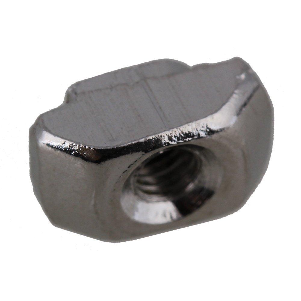 50/10/x 6/x 4/mm 20/Serie europ/äischen t-slot Carbon Stahl Drop in M3/T-Nut