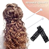 40 Pieces Hair Styling Brush Roller with 40 Pieces