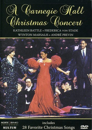 A Carnegie Hall Christmas Concer...
