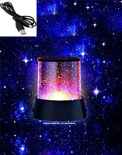 Galaxy Solar Light