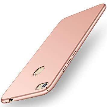 coque rose pale huawei p8 lite 2017