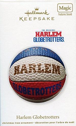 2011 Harlem Globetrotters Basketball Magic Hallmark Ornament (Globe Basketball)