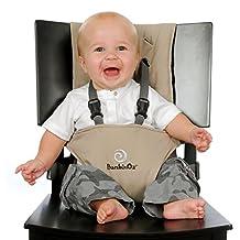 BambinOz Porta Chair Travel High Chair, Stone