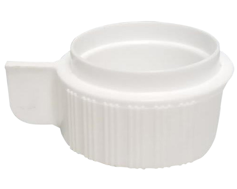 50 per Case White SureStrain Premium Cell Strainers 70/µm Mesh