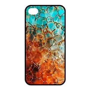 Custom Jellyfish Design TPU Case Protector For Iphone 4 4S