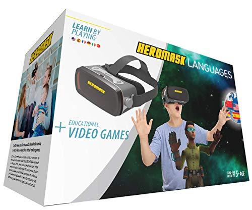 Heromask Virtual Reality Headset