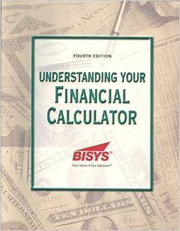 Understanding Your Financial Calculator