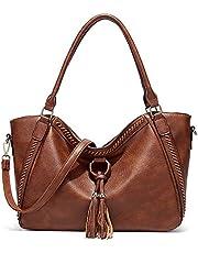 women's handbags & shoulder bags, women's crossbody handbags,PU Leather Women Solid Color Shoulder Messenger Bag,Large capacity ladies shoulder bags B47
