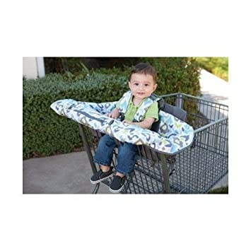 Groovy Eddie Bauer Clean Seat High Chair And Shopping Cart Cover Cjindustries Chair Design For Home Cjindustriesco