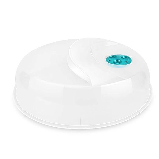 Flexzion Cubierta microondas Placa Con vapor ajustable ...
