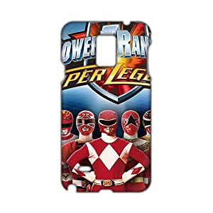 Angl 3D Case Cover Super Legends Power Rangers Phone Case for Samsung Galaxy Note4