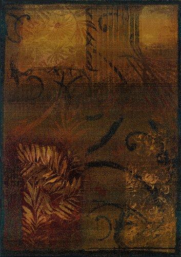 Sphinx by Oriental Weavers: Kharma II Rugs: 1163B: 5'3''X7'6'' ()