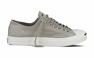 8e68ffb8f6383e Converse Jack Purcell LTT OX Men s Shoes Old Silver 144378C 040 (SIZE  ...