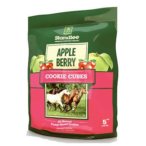Apple Cookie Horse Treats - 1